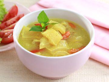Resep Sup: Sup Kikil