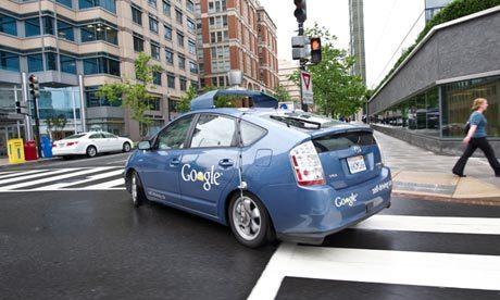 Teknologi Masa Depan versi Google (Mobil otomatis)