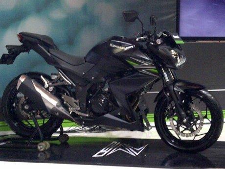 Kawasaki Z250, calon raja jalanan? (2/2)
