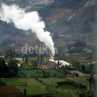 PLTP Kamojang Unit 5 Rp 1,35 T Beroperasi, Ada Tambahan Listrik 35 MW