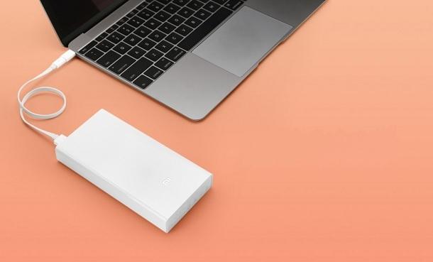 Wow! Powerbank Xiaomi Bisa Charging  MacBook