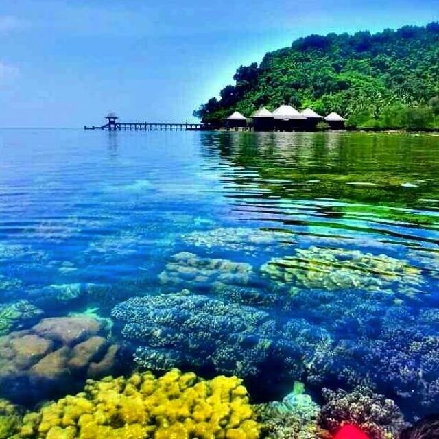 Tempat Wisata Alam Di Indonesia Yang Indah Surat Kabar