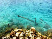 Jernihnya air di Pulau Condong (sekaringsejati.blogspot.com)