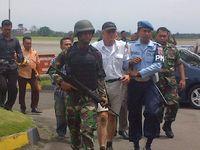 Pilot Asing yang Disergap Pesawat Tempur TNI AU di Sumut Diamankan