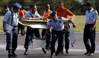 Foto Mayat / Jasad Korban Pesawat Air Asia QZ8501