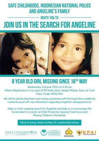Kronologi Tragedi Angeline yang Awalnya Diduga Hilang di Sanur