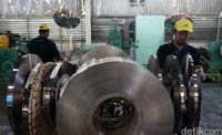 Rugi Rp 1,2 T di Semester I, Ini Penjelasan Krakatau Steel