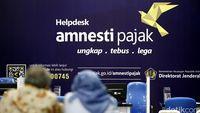 3 Pekan Tax Amnesty: 1.294 Peserta Laporkan Harta Rp 8,9 T