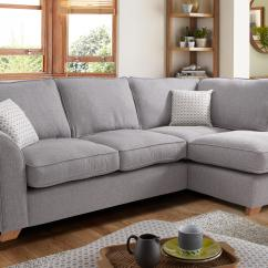 Sofas For Flats Uk Manhattan Sofa Chaise Sectional With Bed Grey Corner Beds Brokeasshome