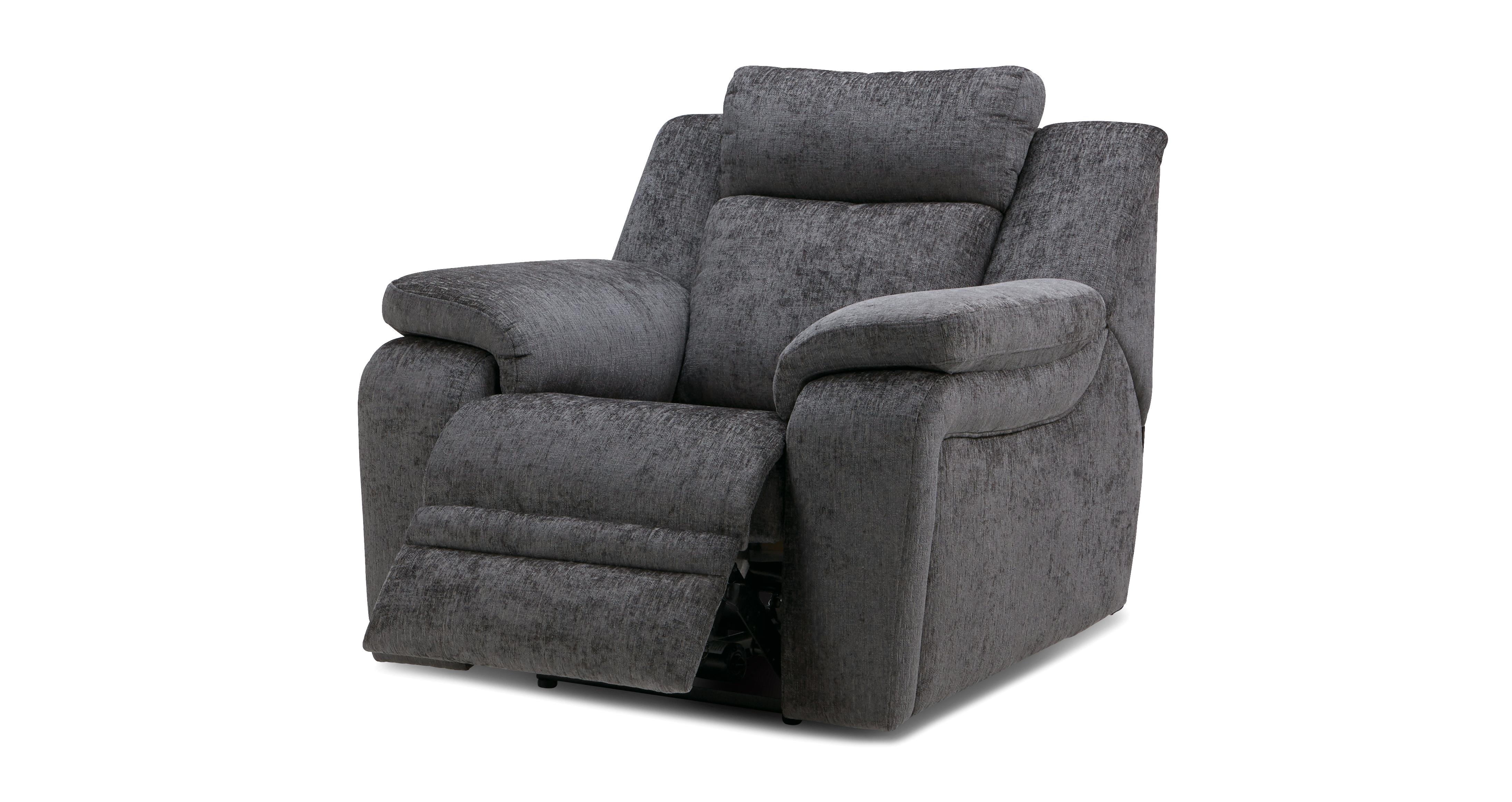 electric recliner sofa not working bed wooden frame uk dfs cable review home co