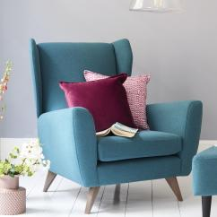 Blue Green Chair Purple Rocking Chairs In Styles Including Swivel Recliners Dfs