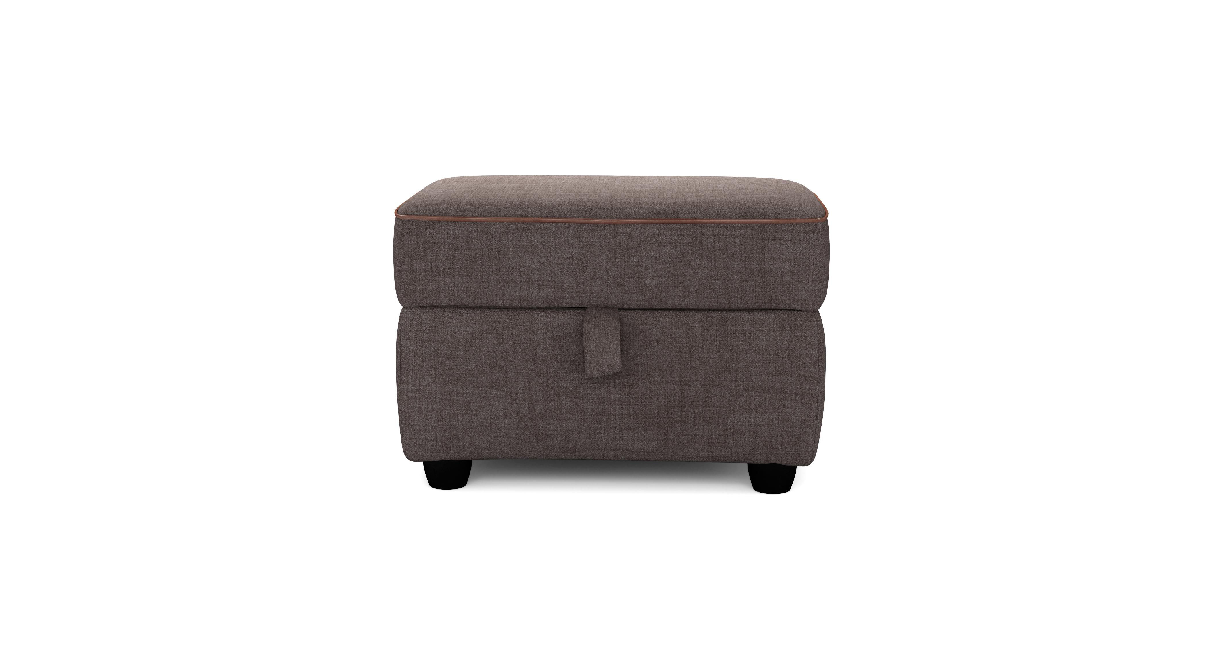 dfs moray sofa reviews 3 cushion bed concerto storage footstool alternative fabric