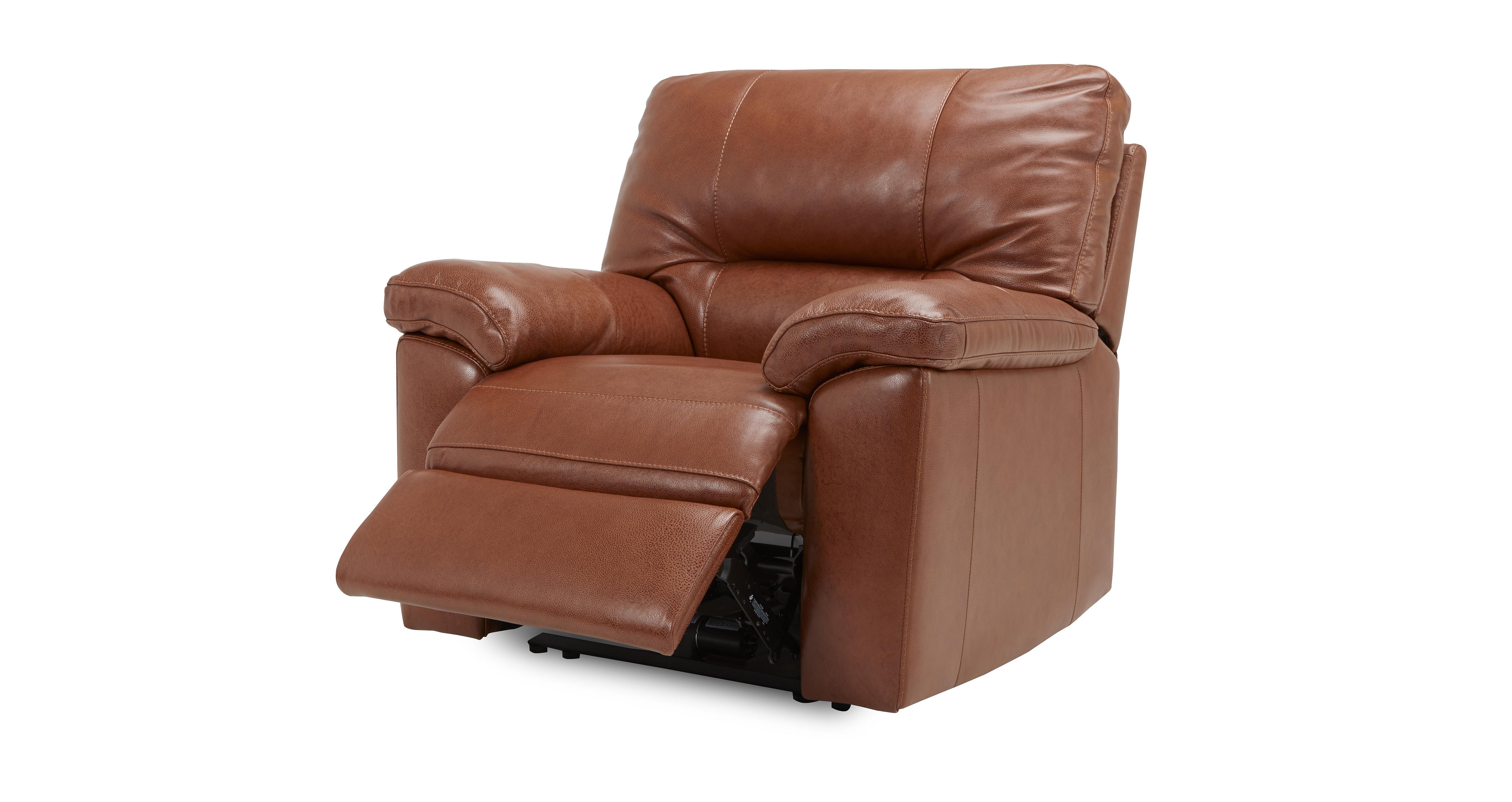 power recliner chairs uk chair mat for hardwood floor staples dalmore brazil with leather look