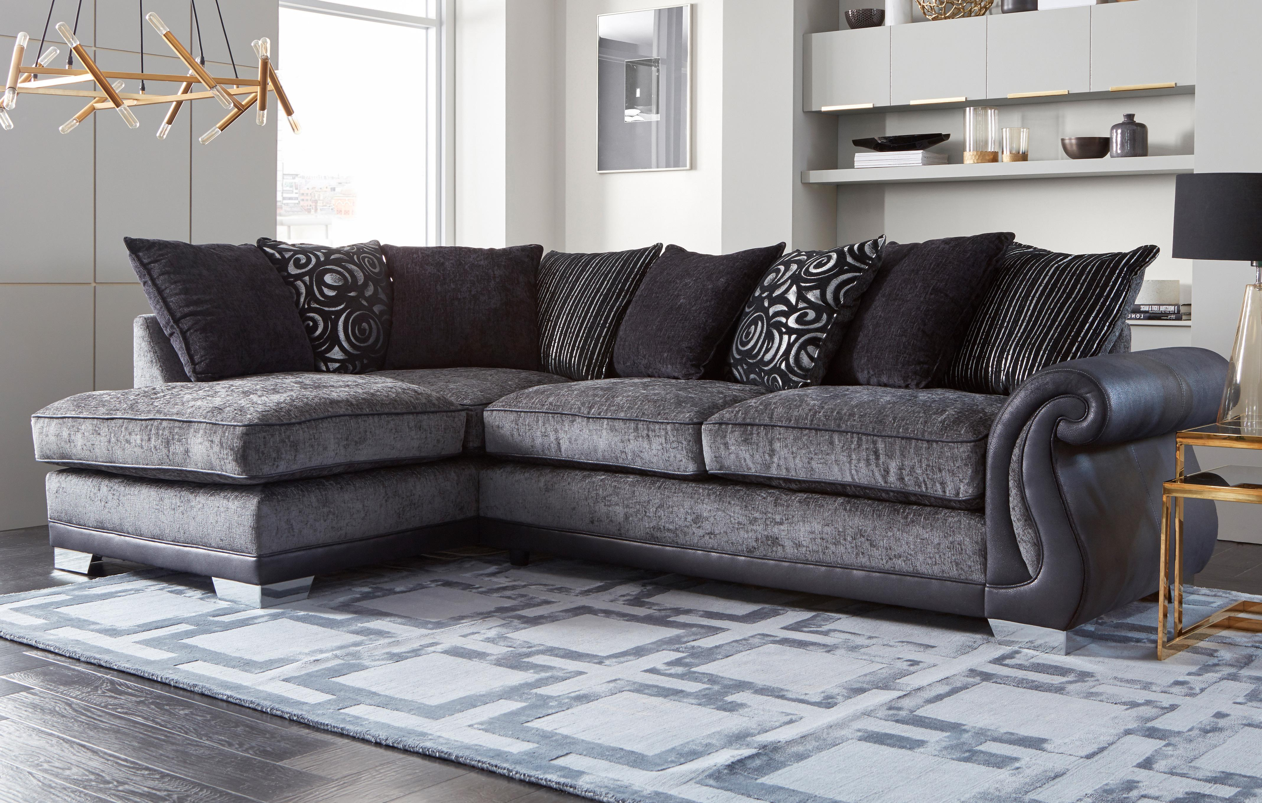 large chaise sofa dfs grey corner bed uk fabric sofas in a range of great styles |
