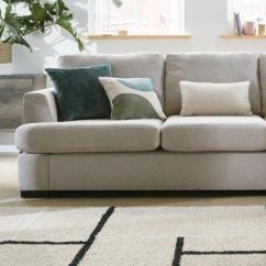 Sofaworks Reading Number Backless Sofas Uk Freya 4 Seater Lounger Dfs