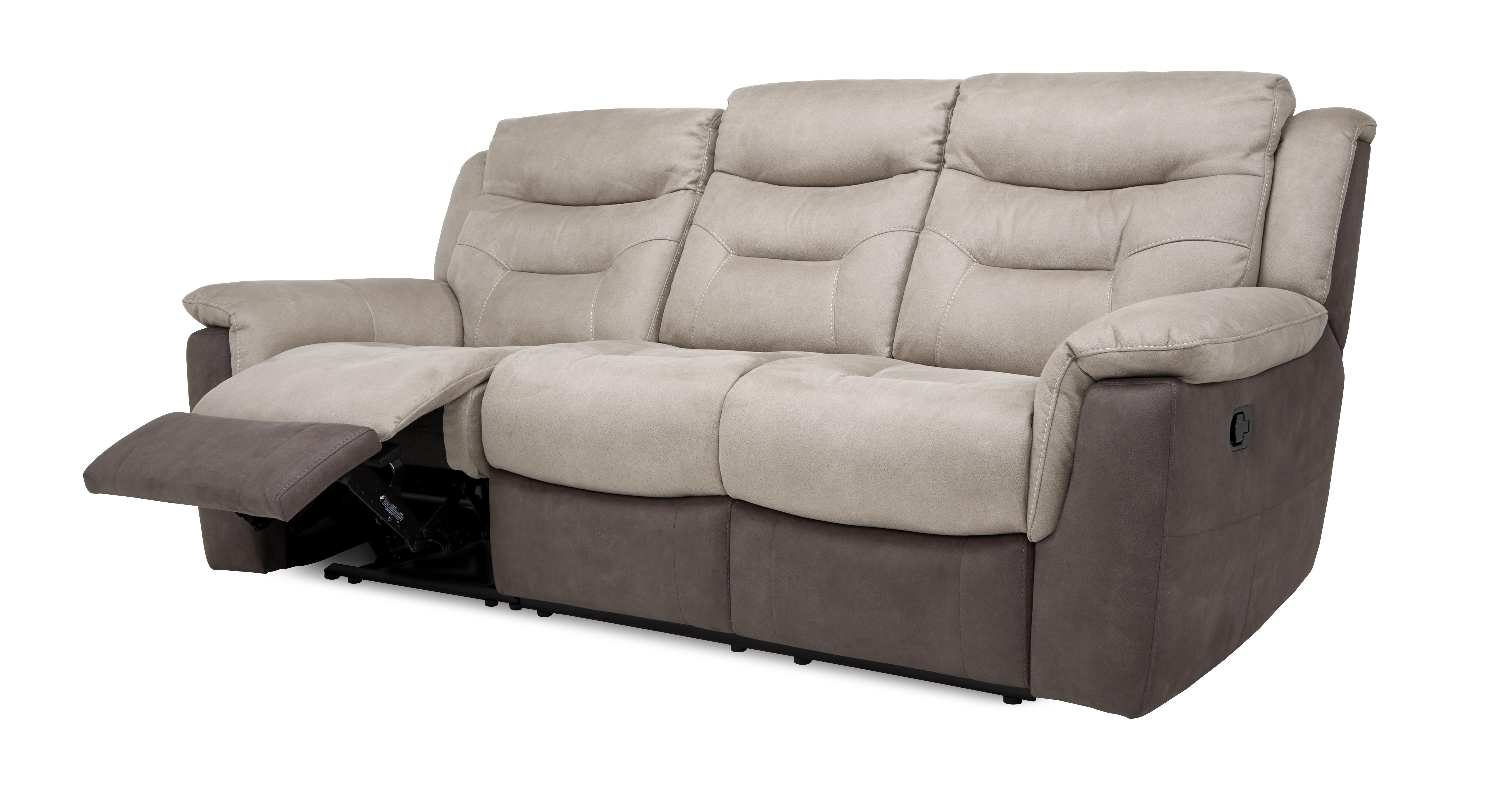 2 seater leather sofas at dfs one sofa bed uk recliner energywarden
