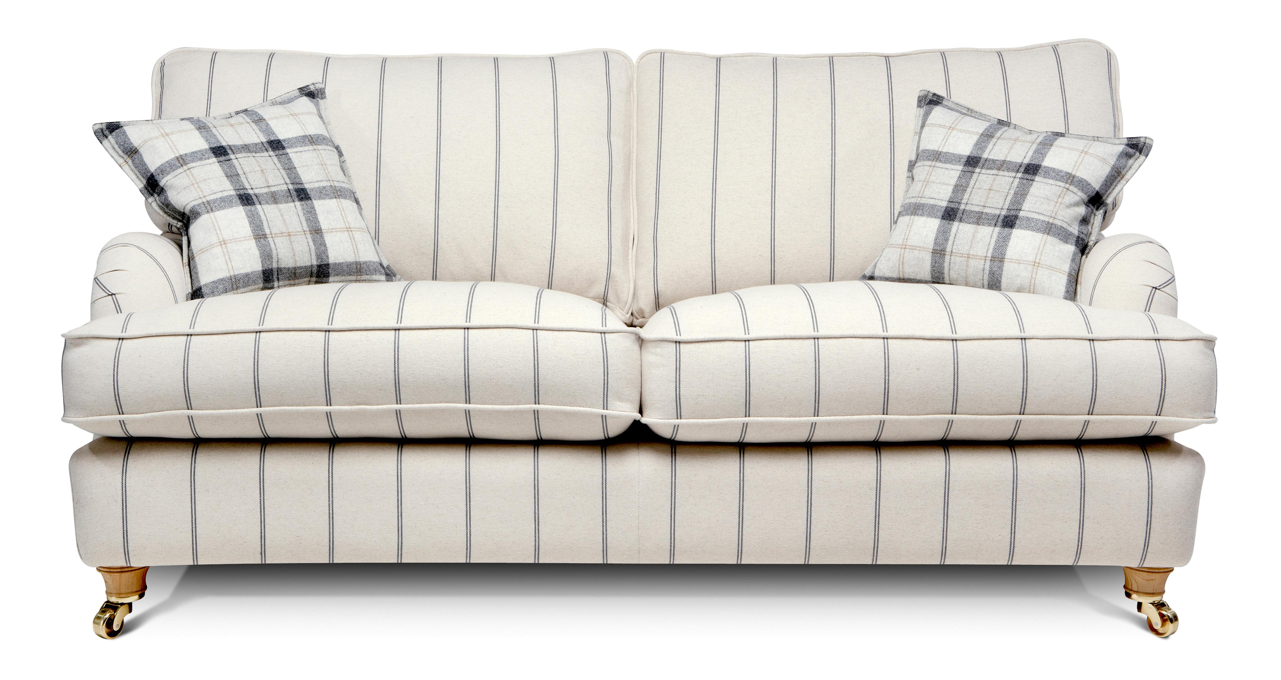 stripe sofa car for sale gower large dfs