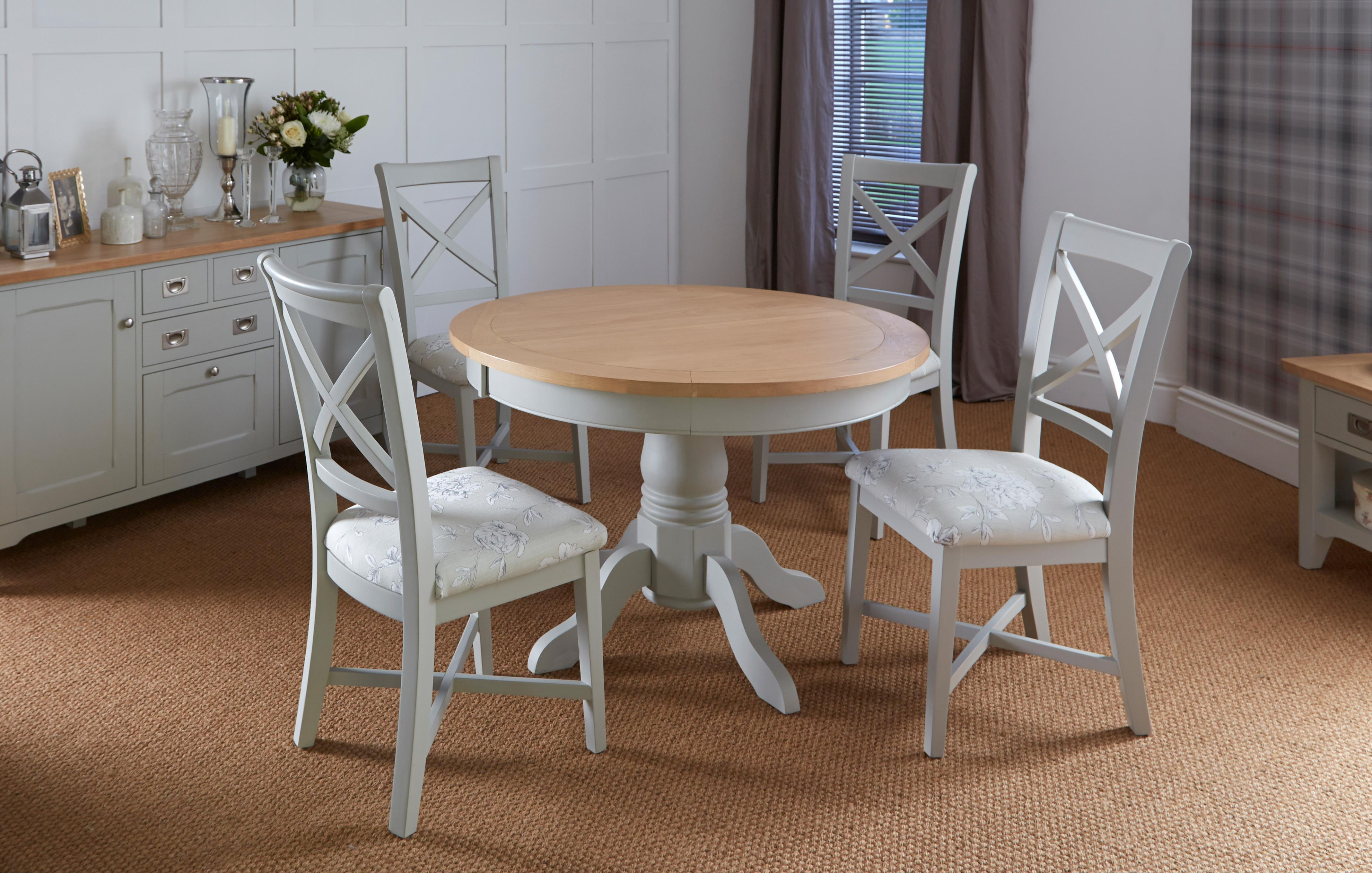 round table and chairs set kodex fishing chair dining tables see all our sets dfs harbour extending of 4