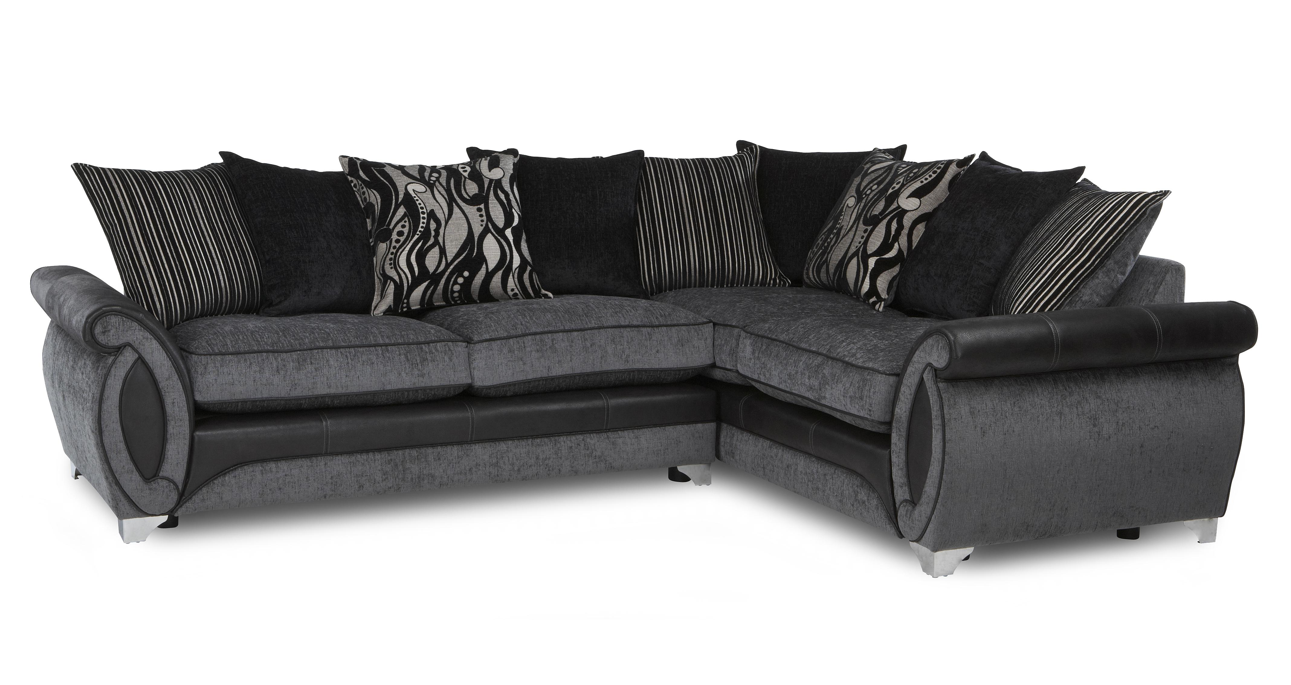 dfs metro sofa review brown leather studded helix bed taraba home