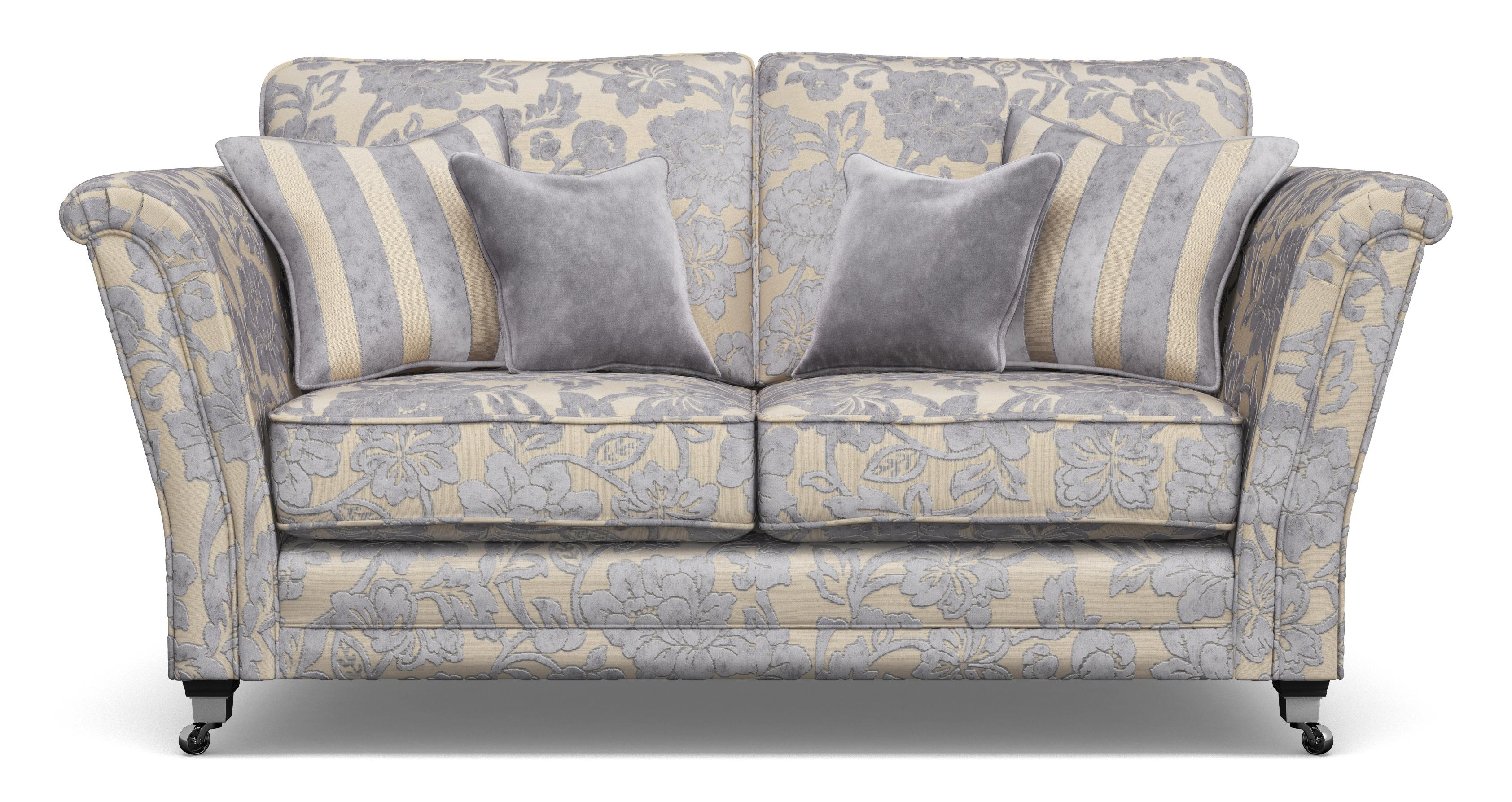 patterned sofas uk white sofa with blue piping dfs fabric brokeasshome
