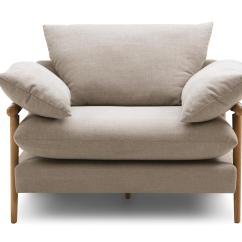 French Connection Chalk Sofa Reviews Microfiber Sectional Sofas With Recliners Hoxton Cuddler Plain Dfs Ireland