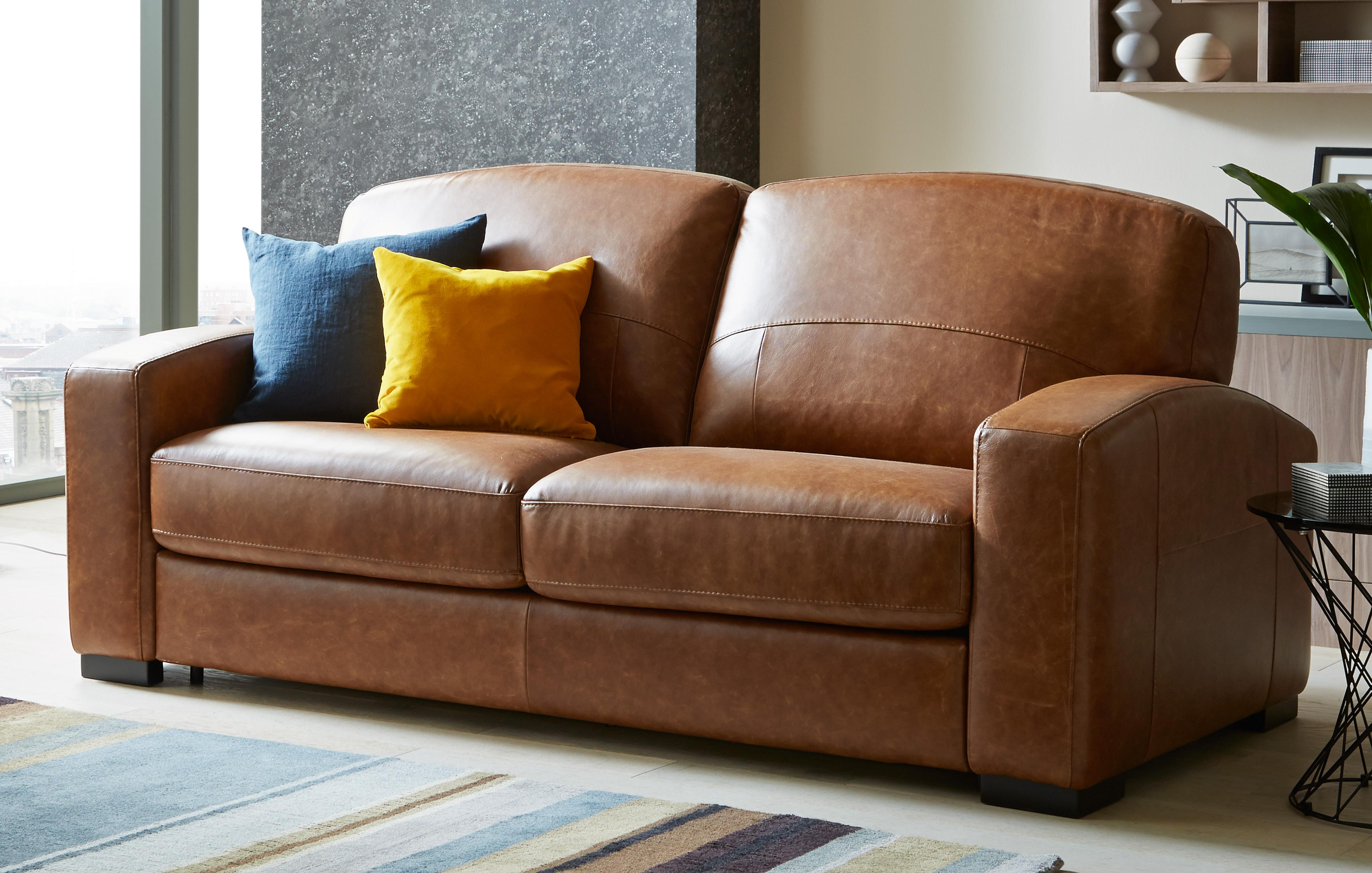quality leather sofa beds slipcover material dfs ireland brokeasshome
