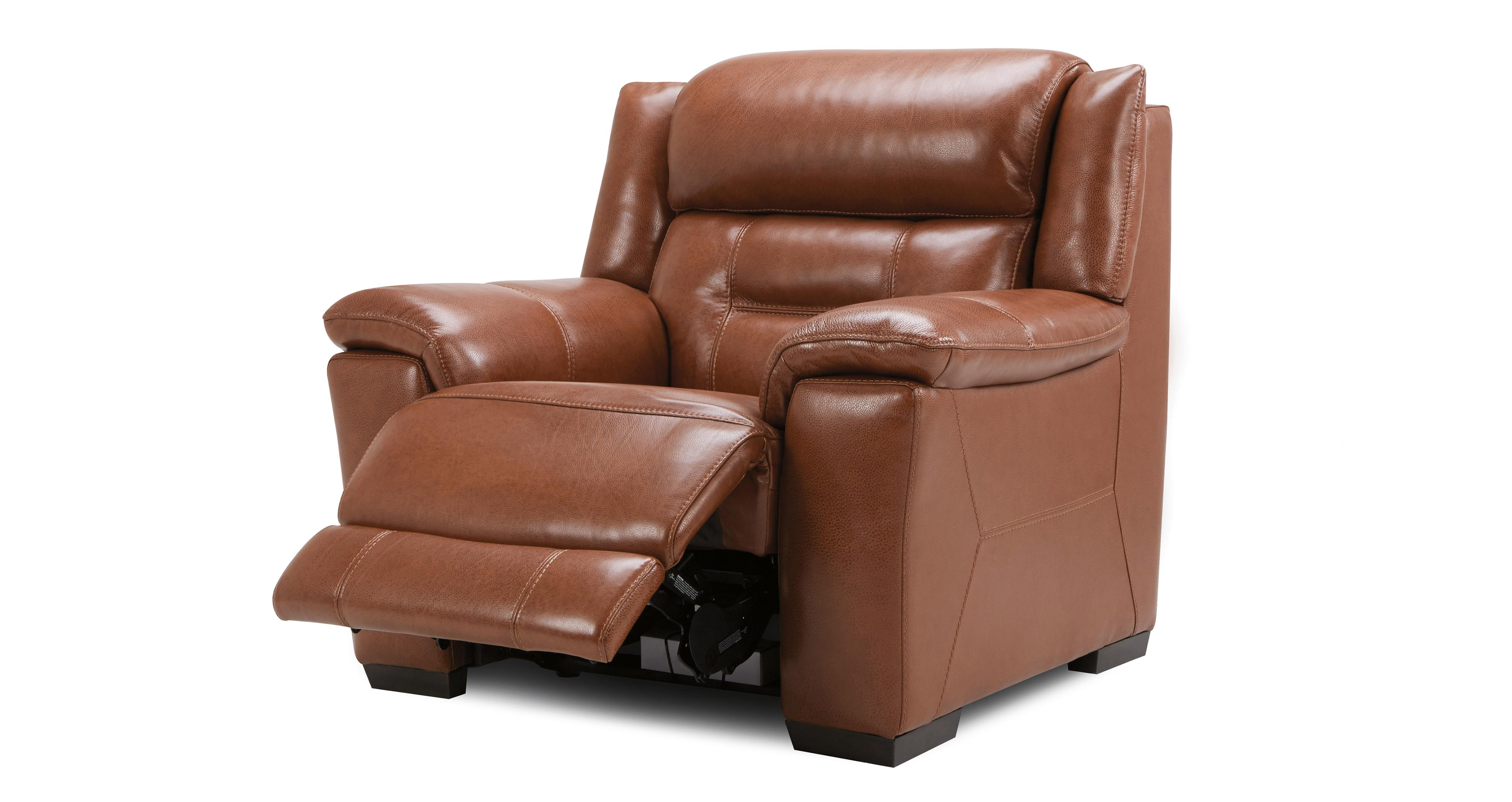 leather recliner chair styles of chairs upholstered locksley 3 seater manual brazil with look fabric dfs