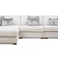 Abbie Right Chaise Sectional Sofa With Large Cushions By England Next Stratus Corner Review Long Beach Left Hand Facing Dfs Ireland