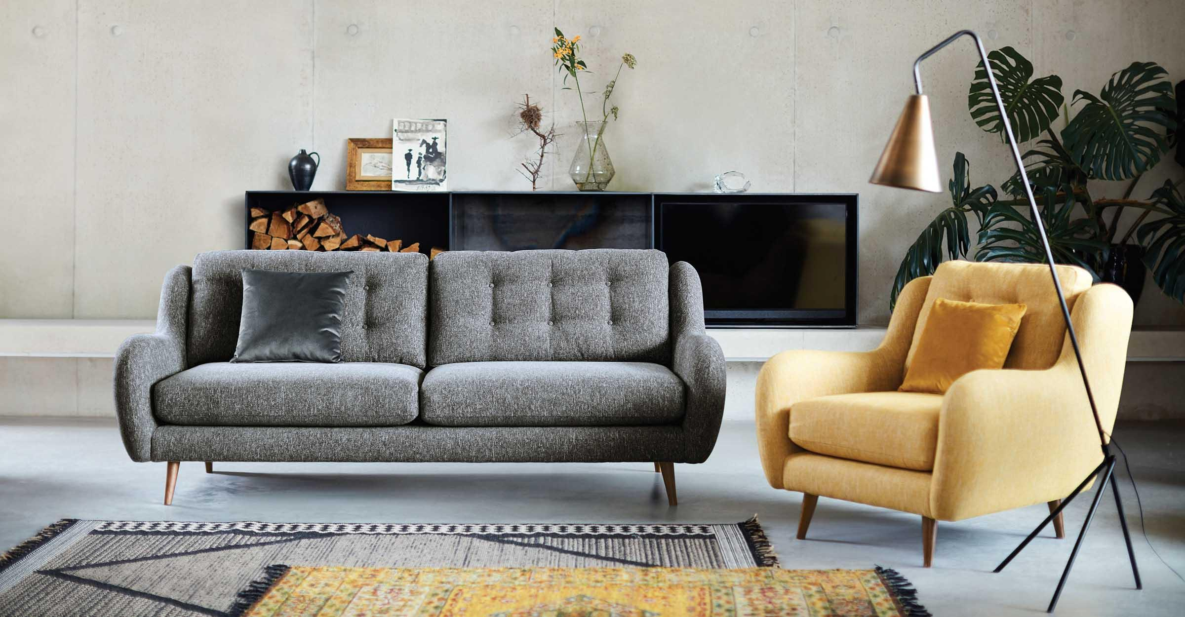Contemporary And Modern Sofas Dfs Spain