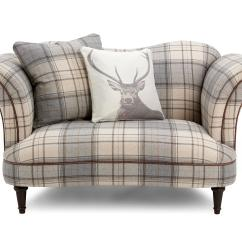 Tartan Chesterfield Sofa Dark Gray Decor Checked Sofas Uk Energywarden