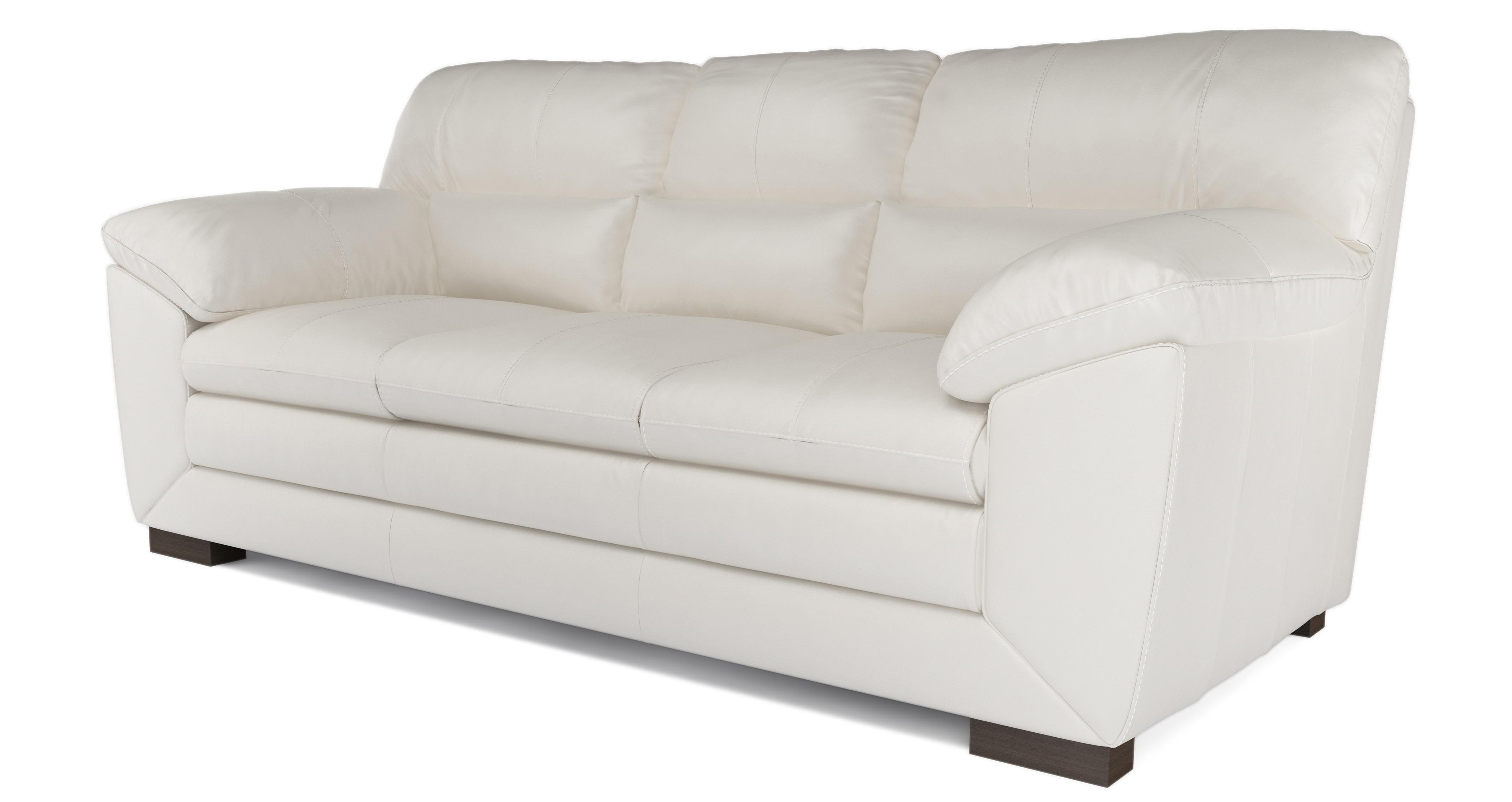 new sofas dfs cheap sofa sydney valiant aspen white leather 3 and 2 seater ebay