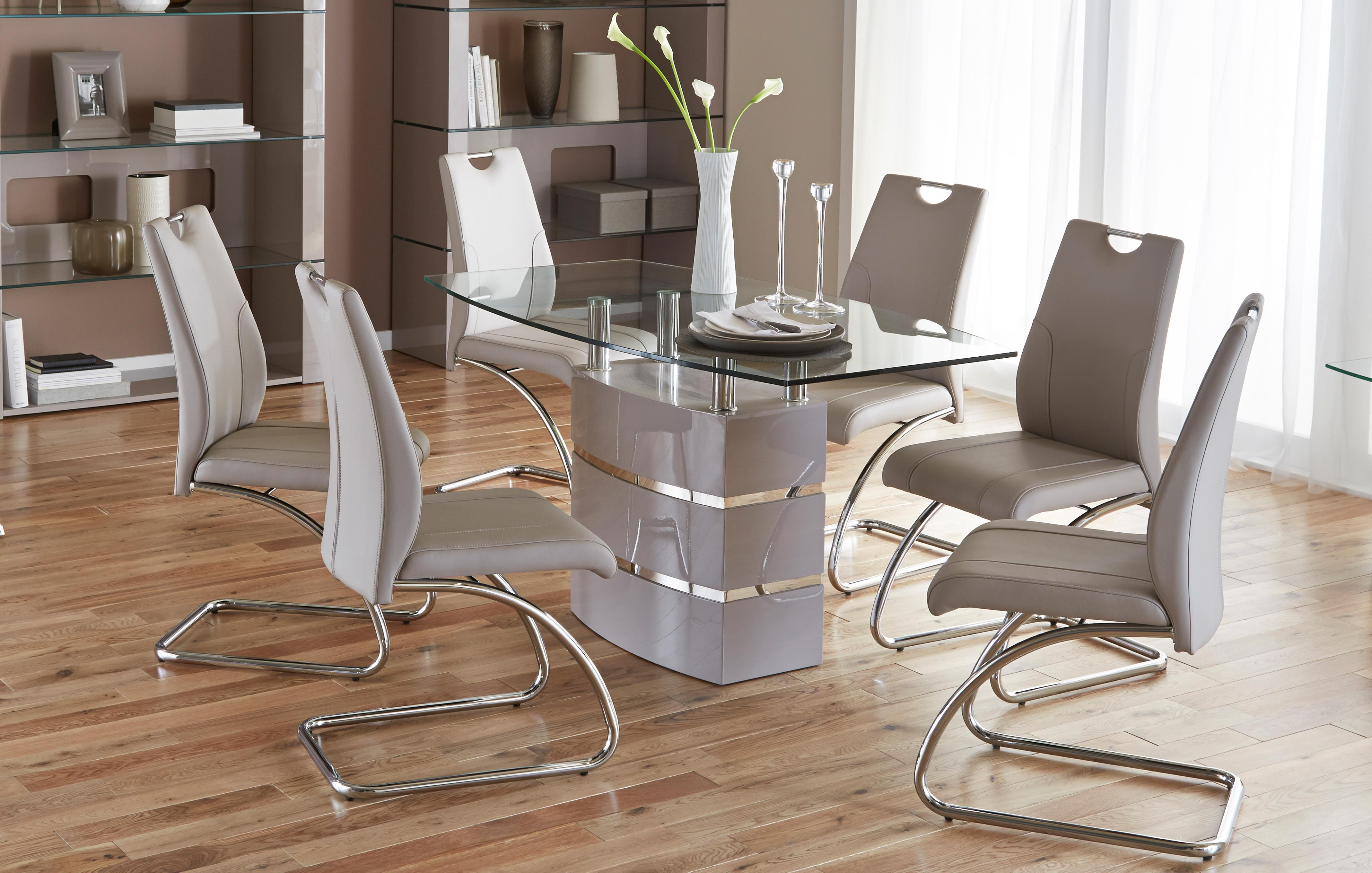 kitchen table sets vent fan dining tables and chairs see all our dfs piatto fixed 4 iconica