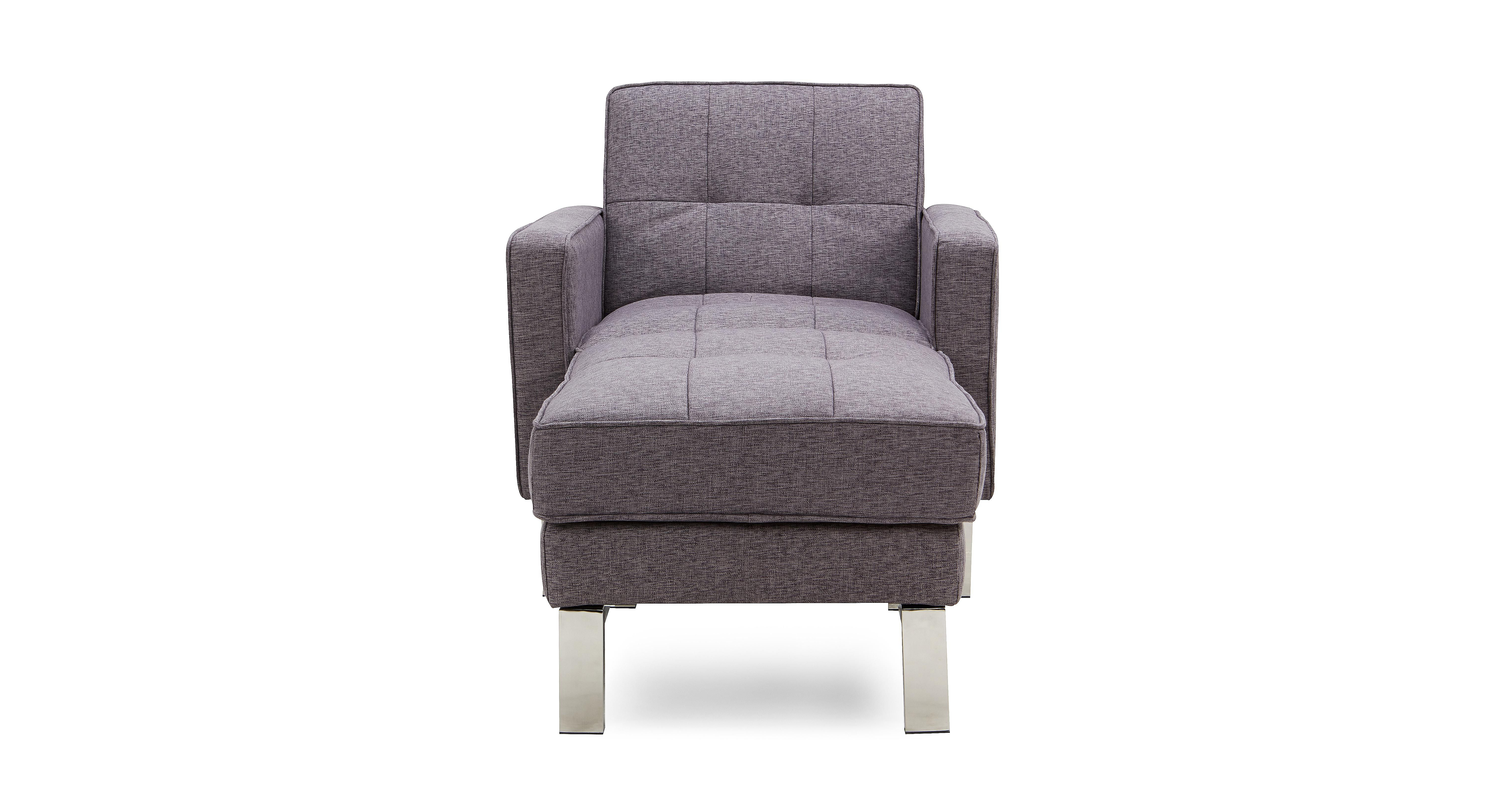 chair bed stool upholstered lounge rare with dfs