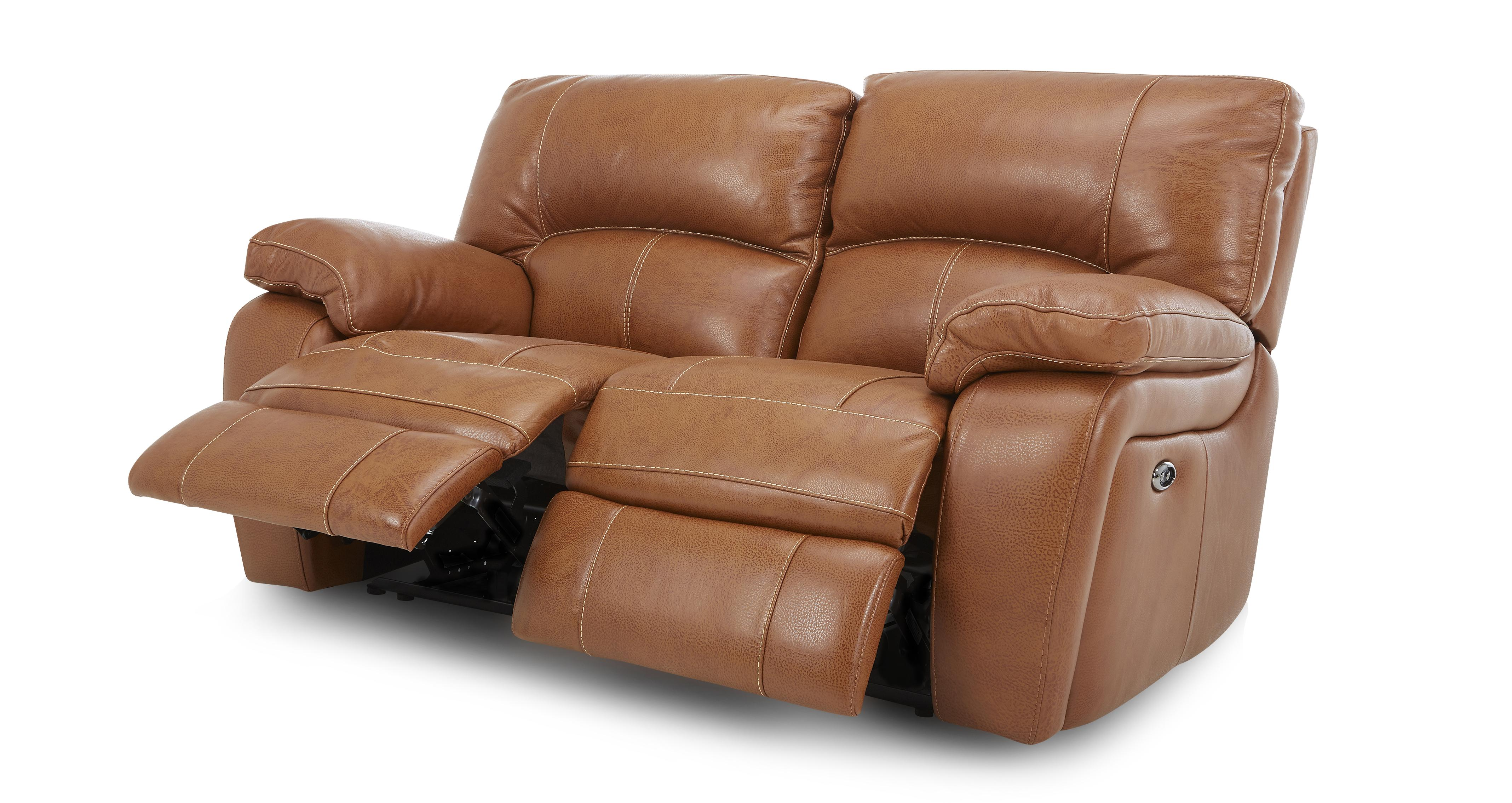 leather sofas dfs firm sofa cushion foam brown recliner brokeasshome