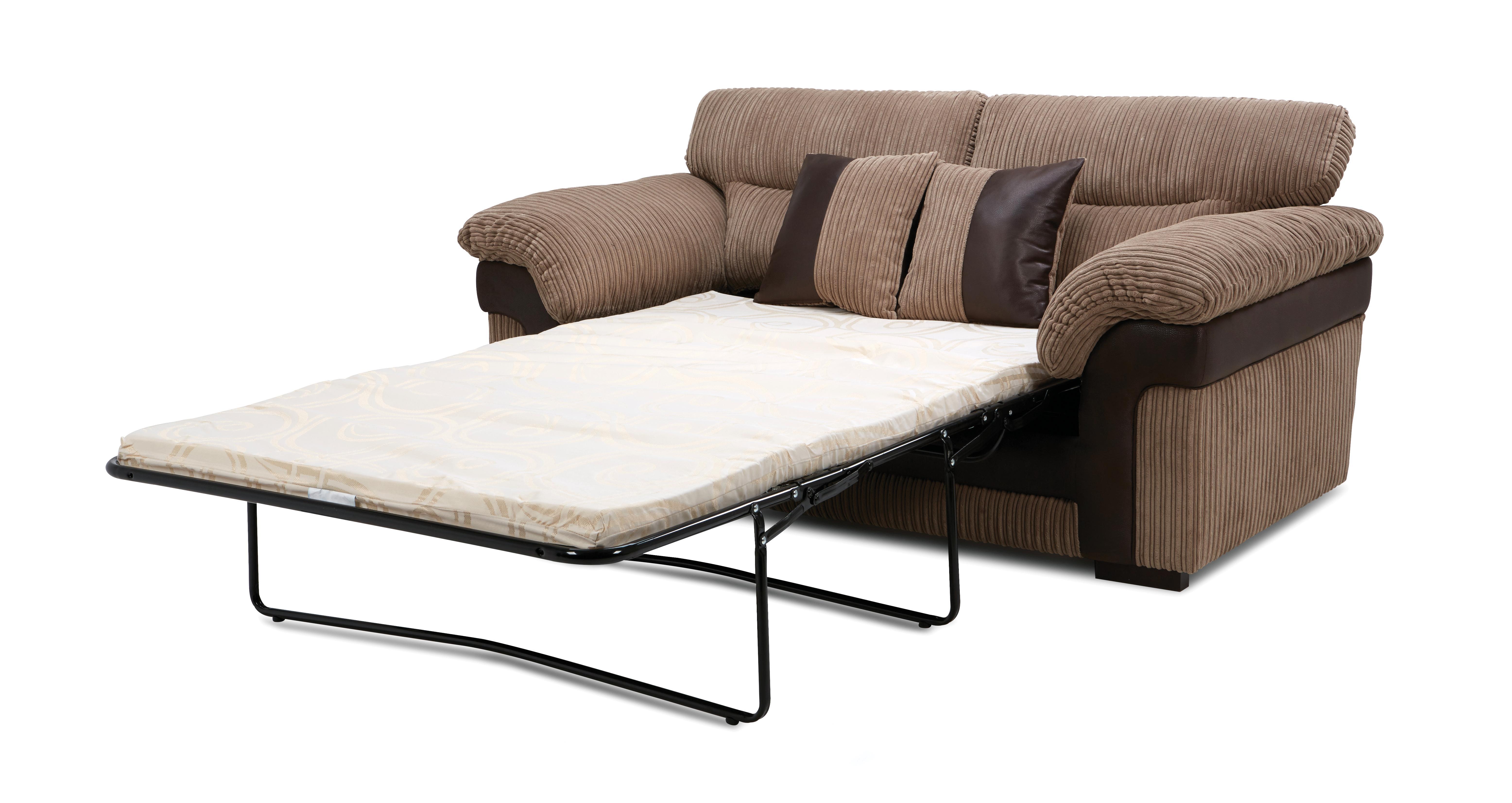 clearance sofa beds uk secional saxon large 2 seater bed samson dfs