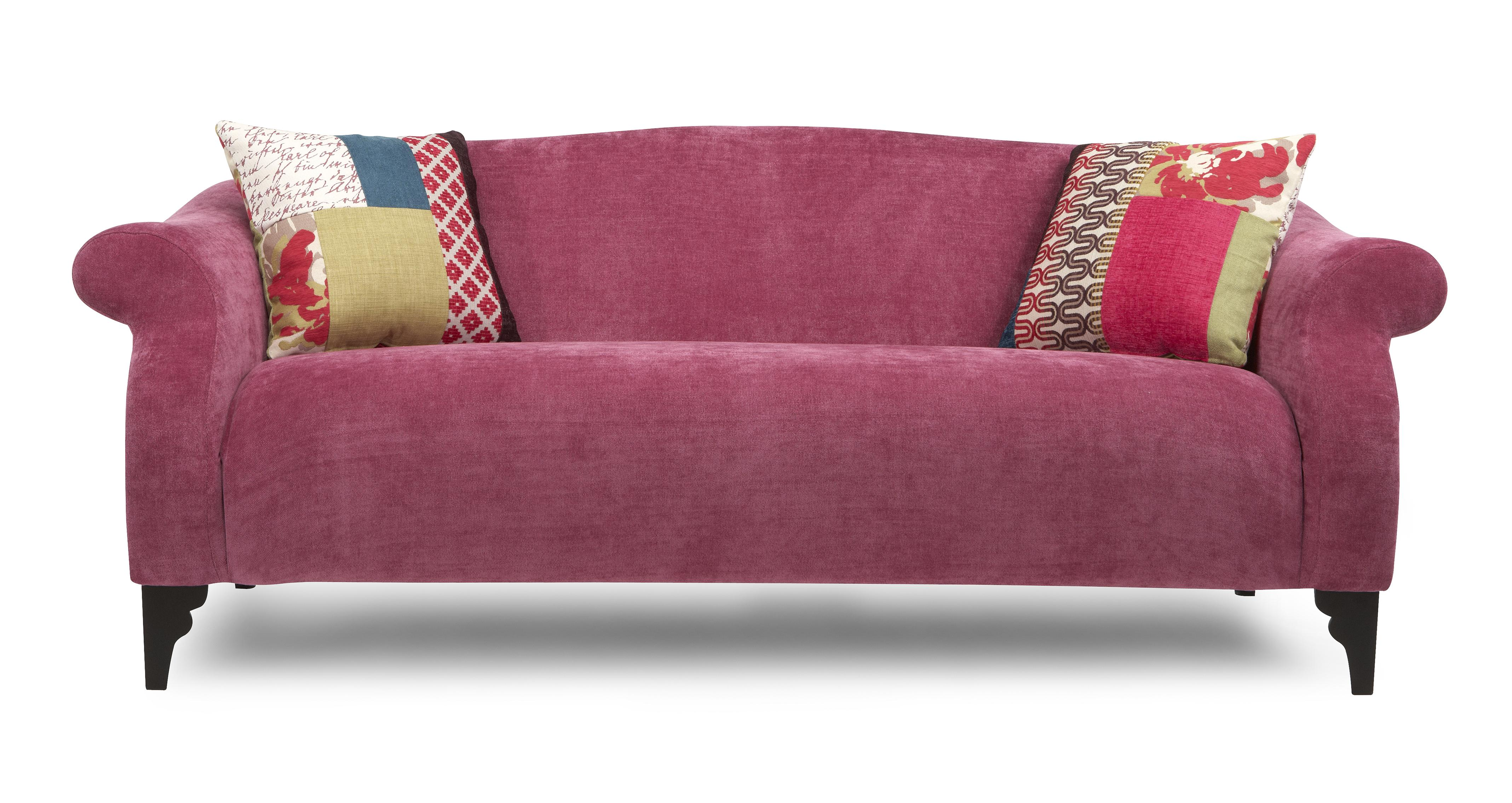 pink sofa browse uk sears canada cleaning dfs brokeasshome