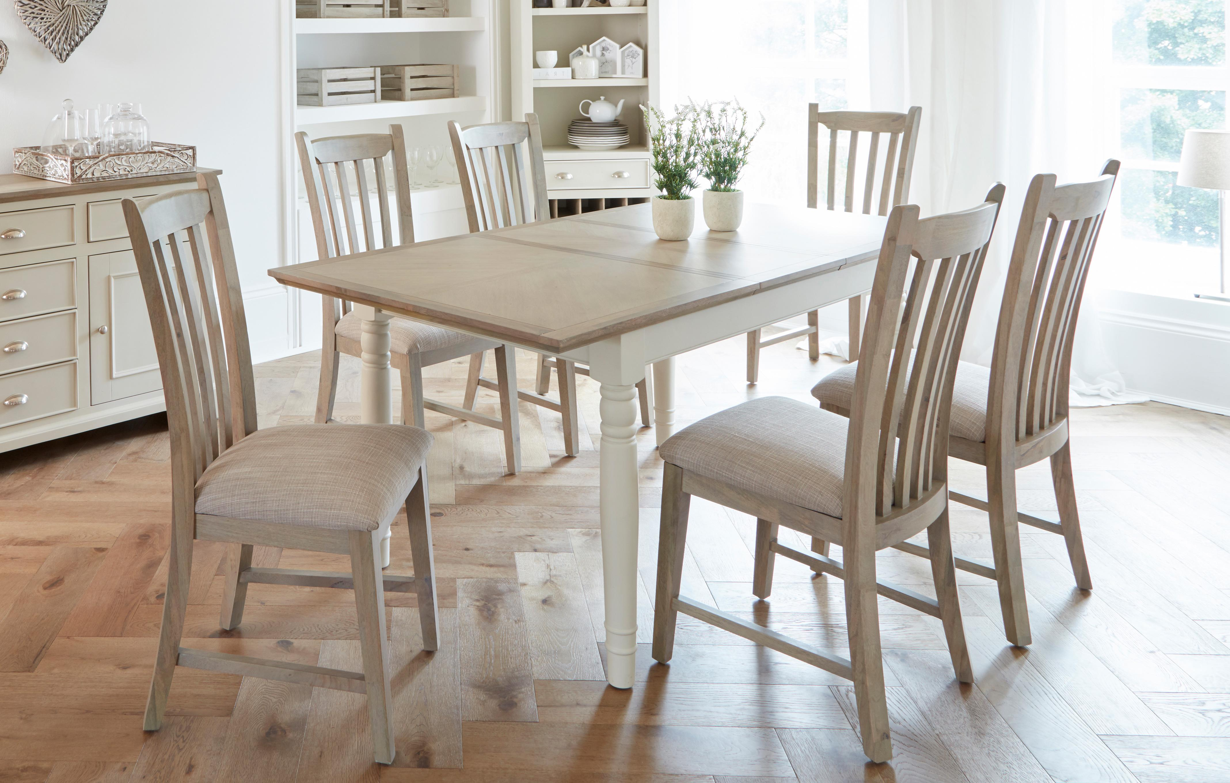 set of 4 dining chairs coleman quad chair tables and see all our sets dfs valencia rectangular extending table with fabric seat pad