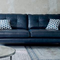 Leather Sofas Dfs Sofa Cushion Covers In India A Range Of Styles Zinc 4 Seater French Connection