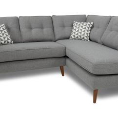 French Connection Chalk Sofa Reviews Brown Leather Sectional Zinc Left Arm Facing Corner Group Dfs