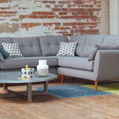 Large Dark Grey Corner Sofa Faux Leather Argos Sofas In Both Fabric Dfs Zinc 2 Piece Arm Group French Connection