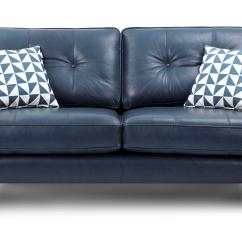 Funky Sofas Ireland Sears Ca Reclining Sofa Zinc Leather 3 Seater Dfs