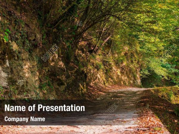landscape of shady powerpoint