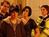 The police return Alex to Michelle