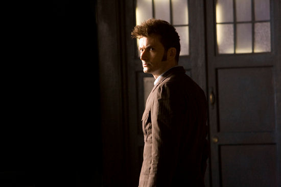 First picture of David Tennant's final Doctor Who story