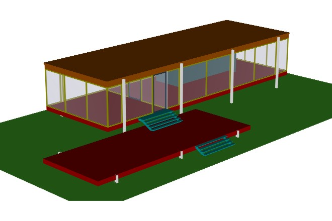 bloques Cad Autocad arquitectura download 2d 3d dwg 3ds library