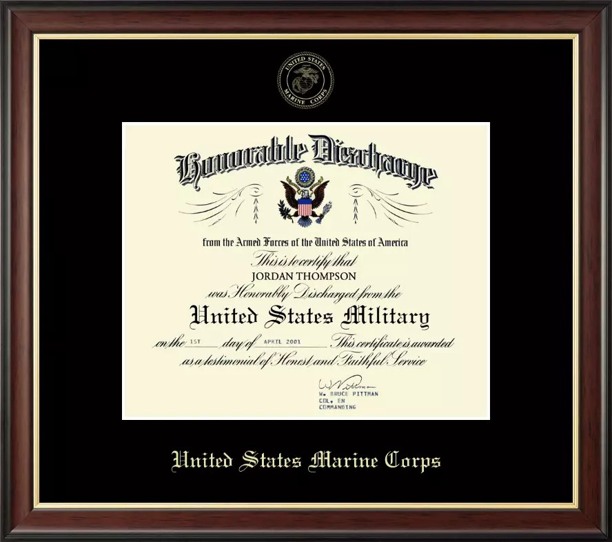Military Discharge Certificates