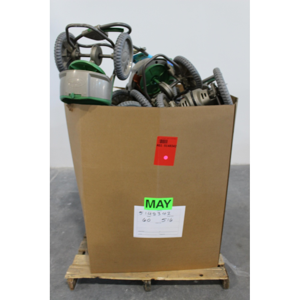 hight resolution of pallet 635 pcs accessories trimmers edgers mowers automotive parts brand new retail ready arnold troy shakespeare yard gear