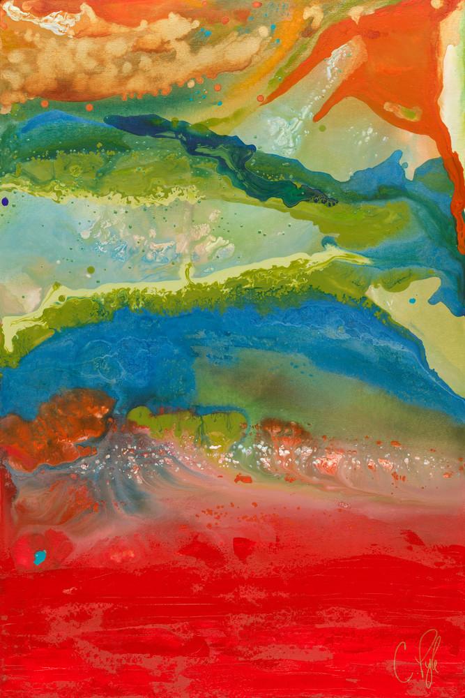 caroline pyle abstract art