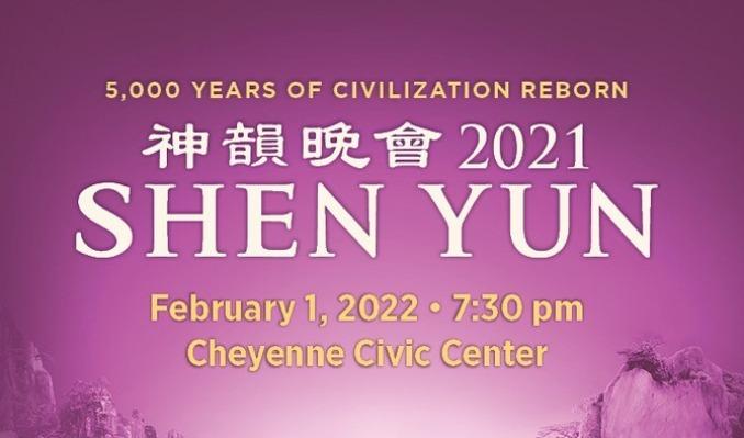 shen yun tickets in cheyenne at