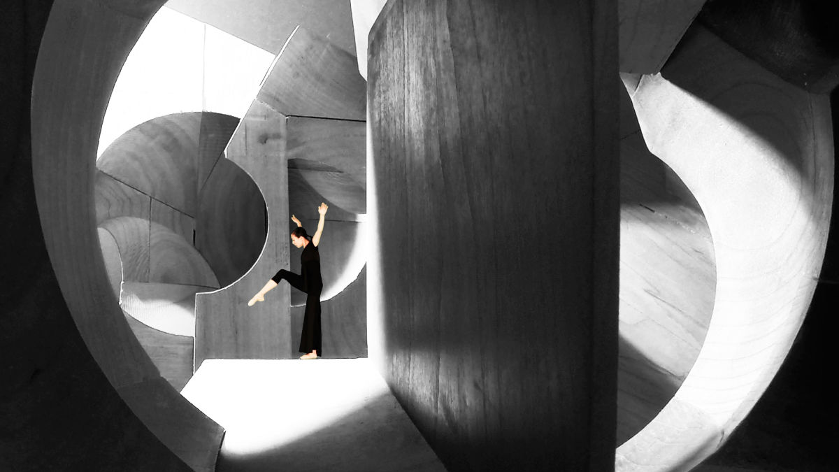 Steven Holl Architects Tesseracts Of Time A Dance For